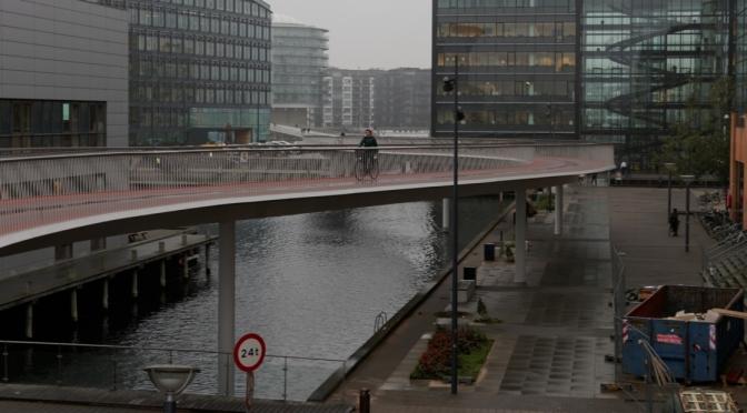 I noen byer tar man syklister på alvor!