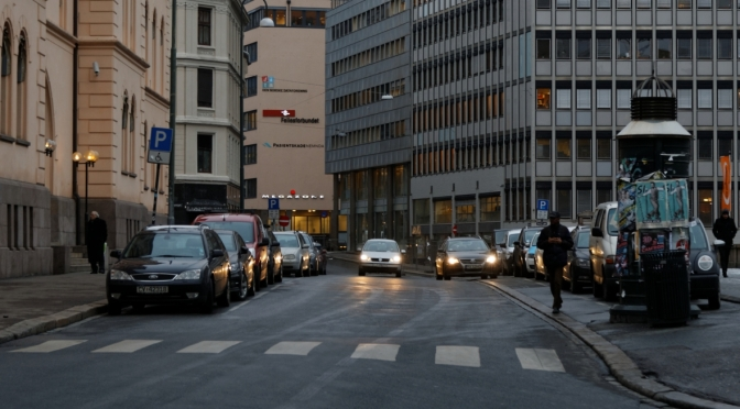 Virke om bilfri by