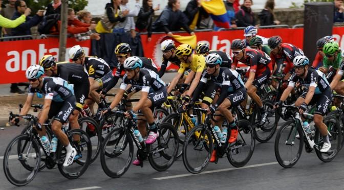 Les Vins du Tour de France 2016 — 21. etappe. Finale: Chantilly — Paris Champs-Élysées