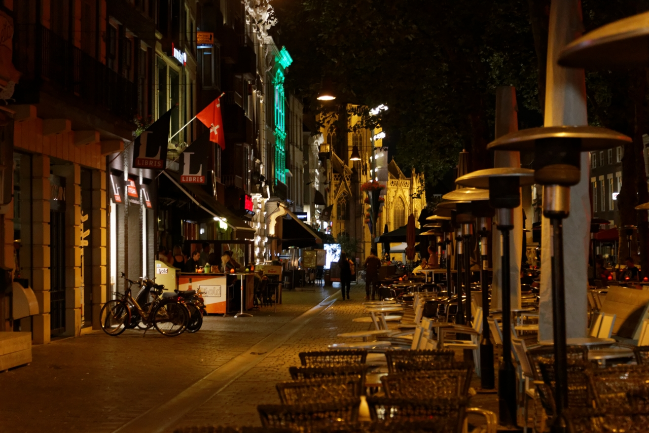 Breda, restauranter