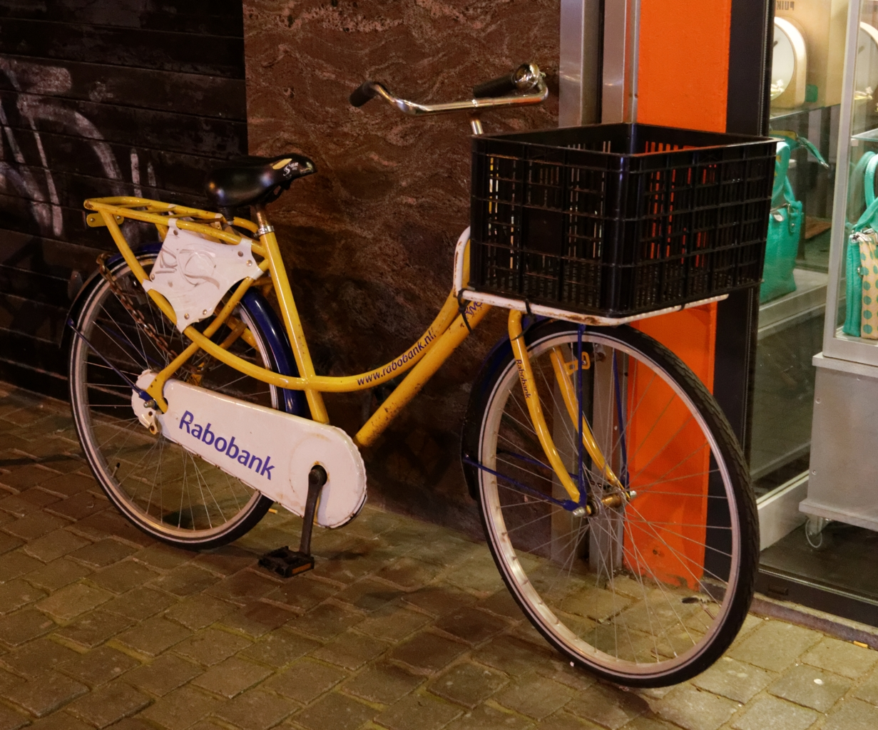 Rabobank sykkel