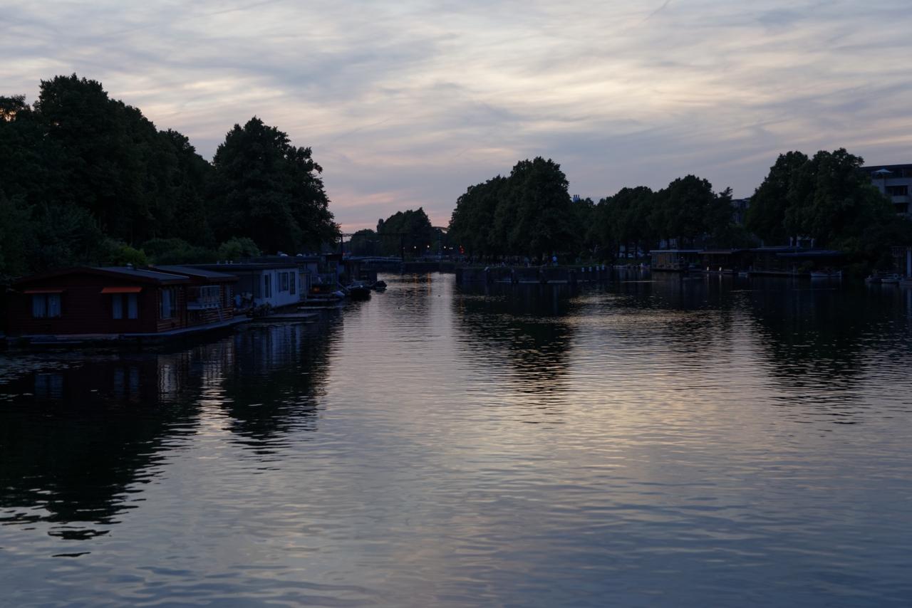 Husbåter, Utrecht