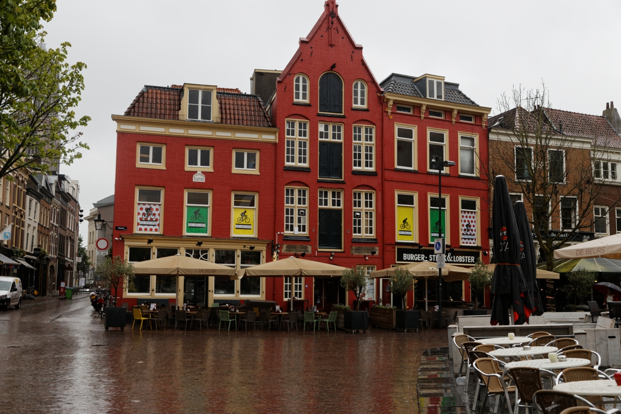 TdF hus, Utrecht