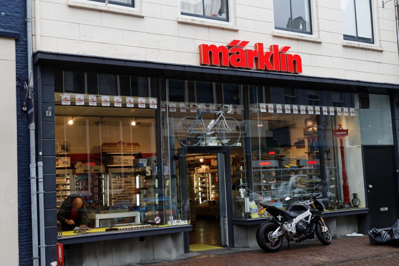 Märklinbutikk, Utrecht