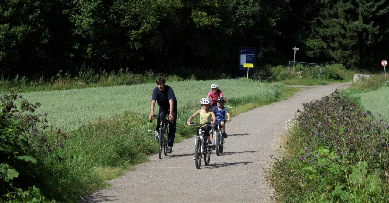 Sykkelstrekninger i Oslo: Frognerparken til Sognsvann med lite trafikk