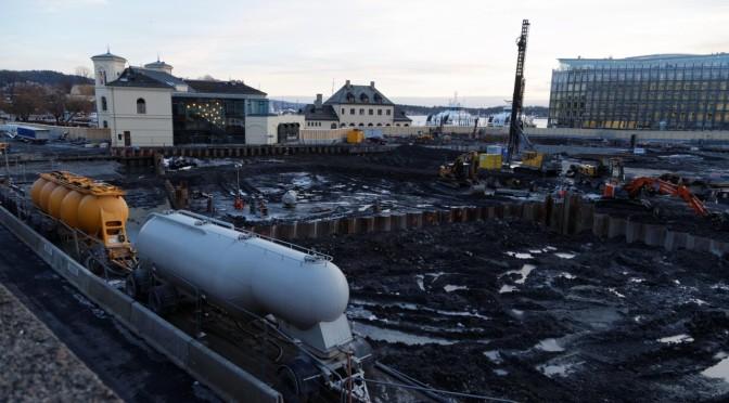 """Oslo er på ingen måte """"ferdig bygget"""", GuriMelby"""