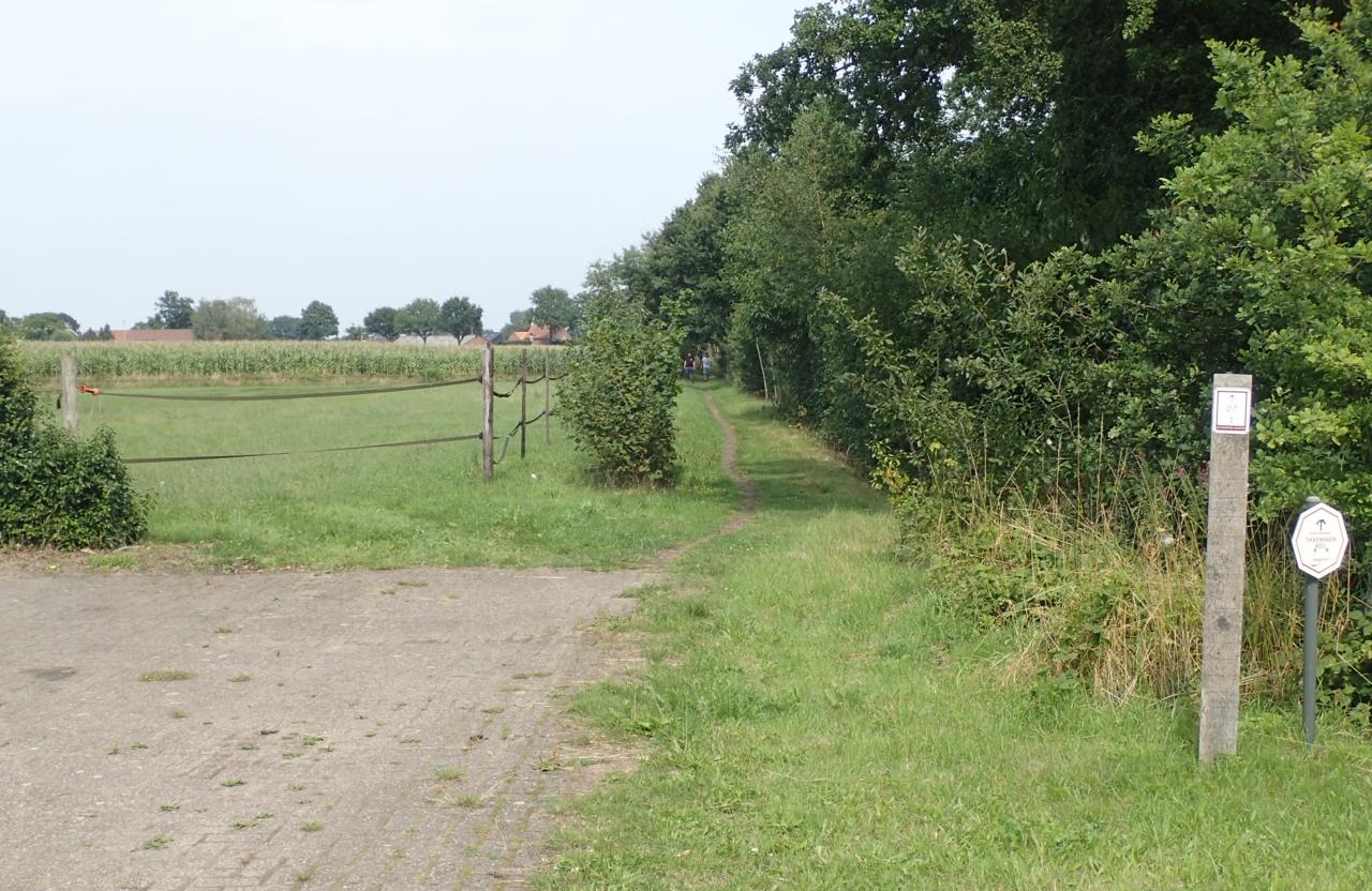 Grensesti, Nederland - Belgia