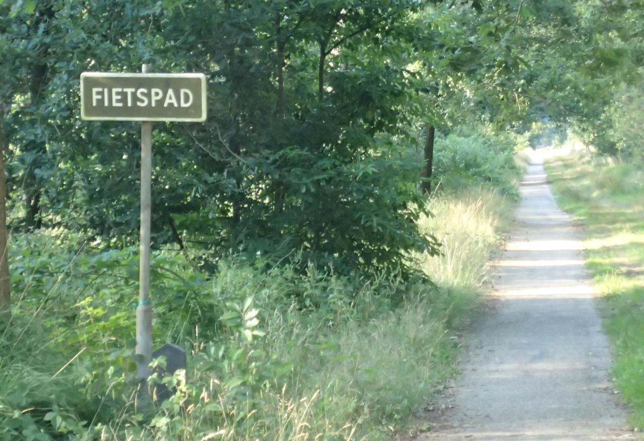 Sykkelsti - Nederland