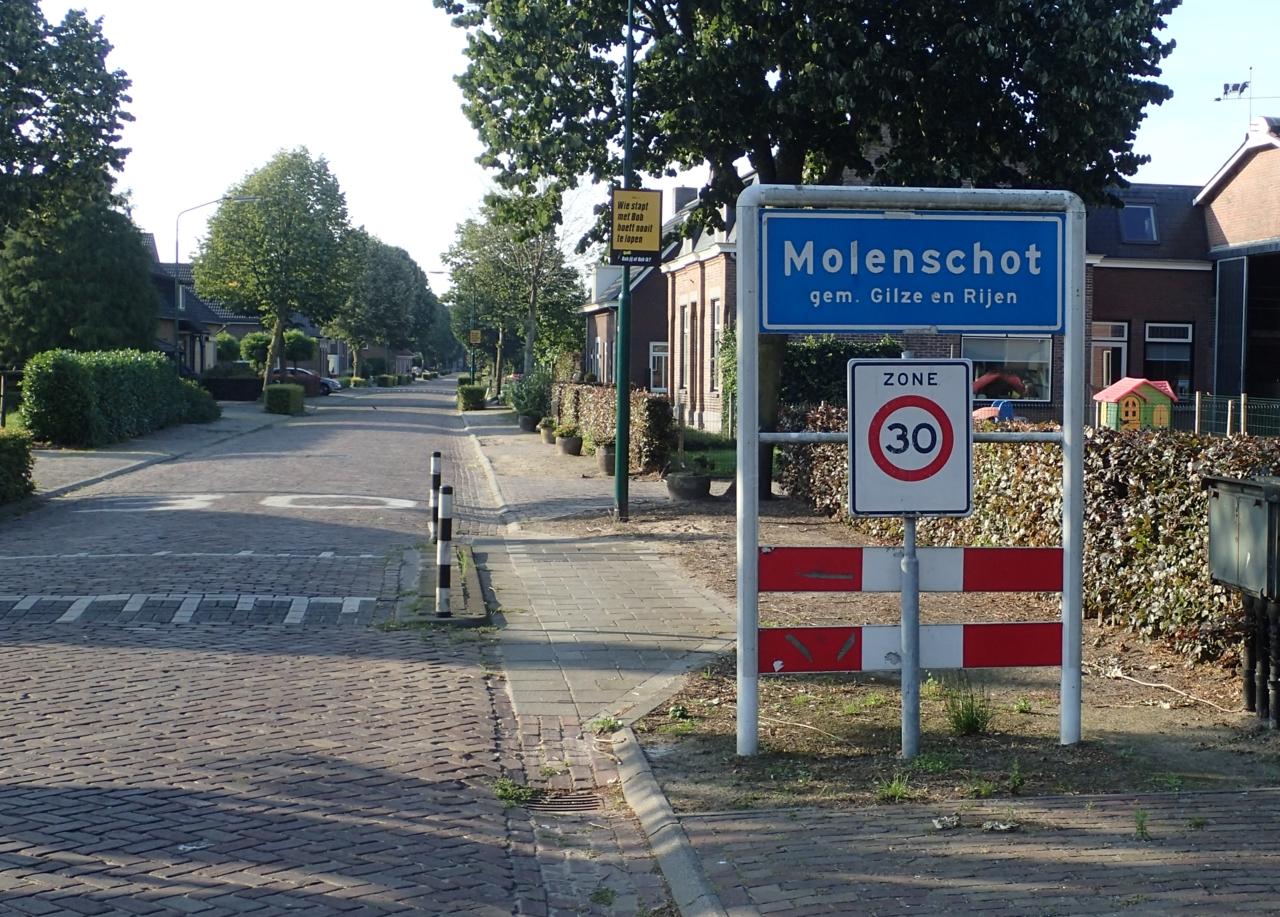 30 km/t Nederland.
