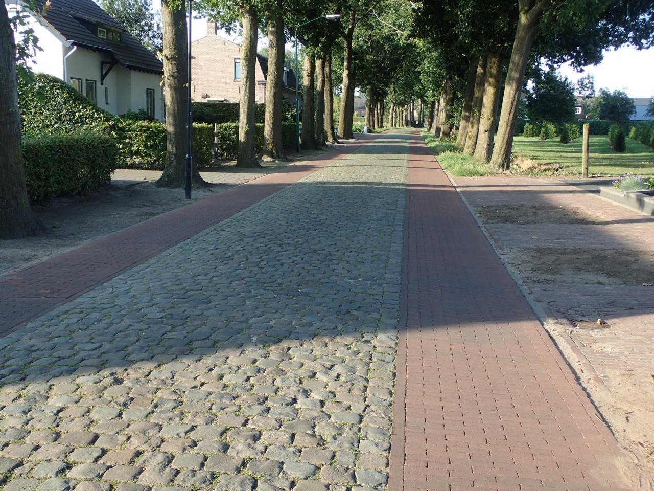 Brosteinsvei, Nederland