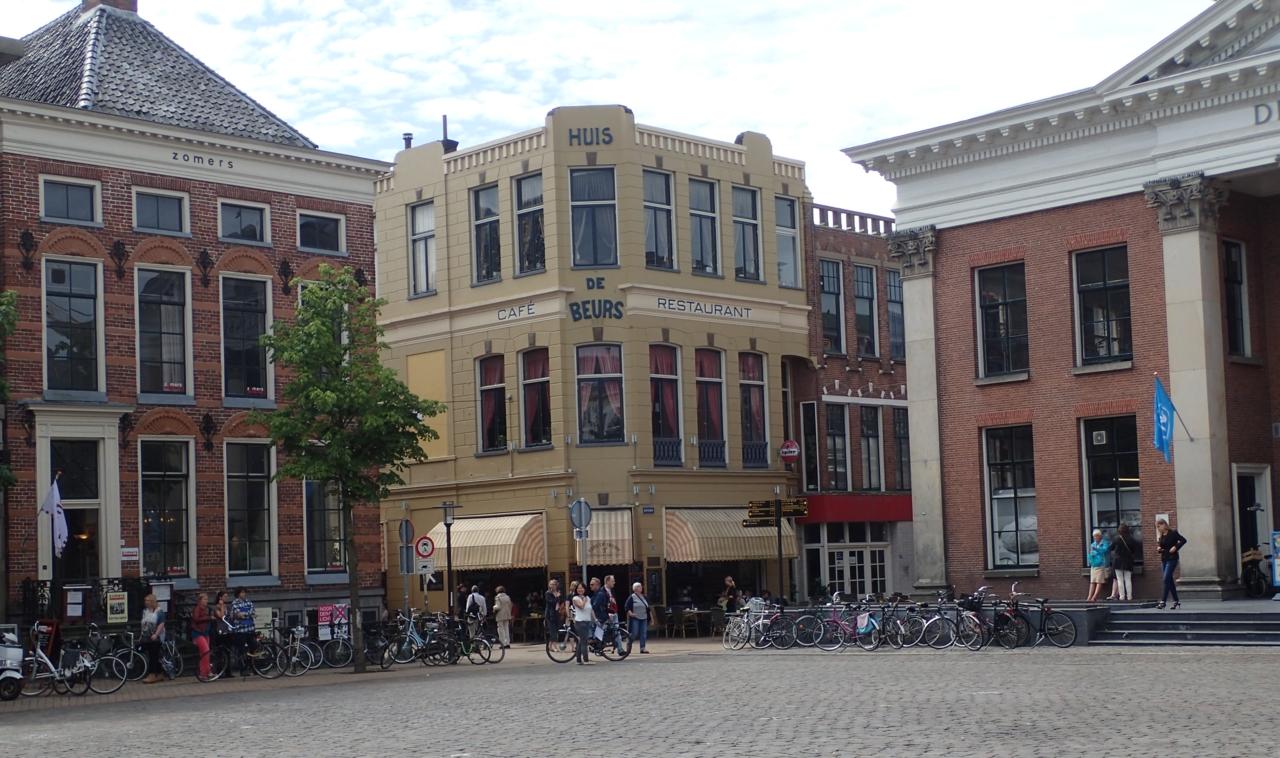 Cafe de Beurs, Groningen