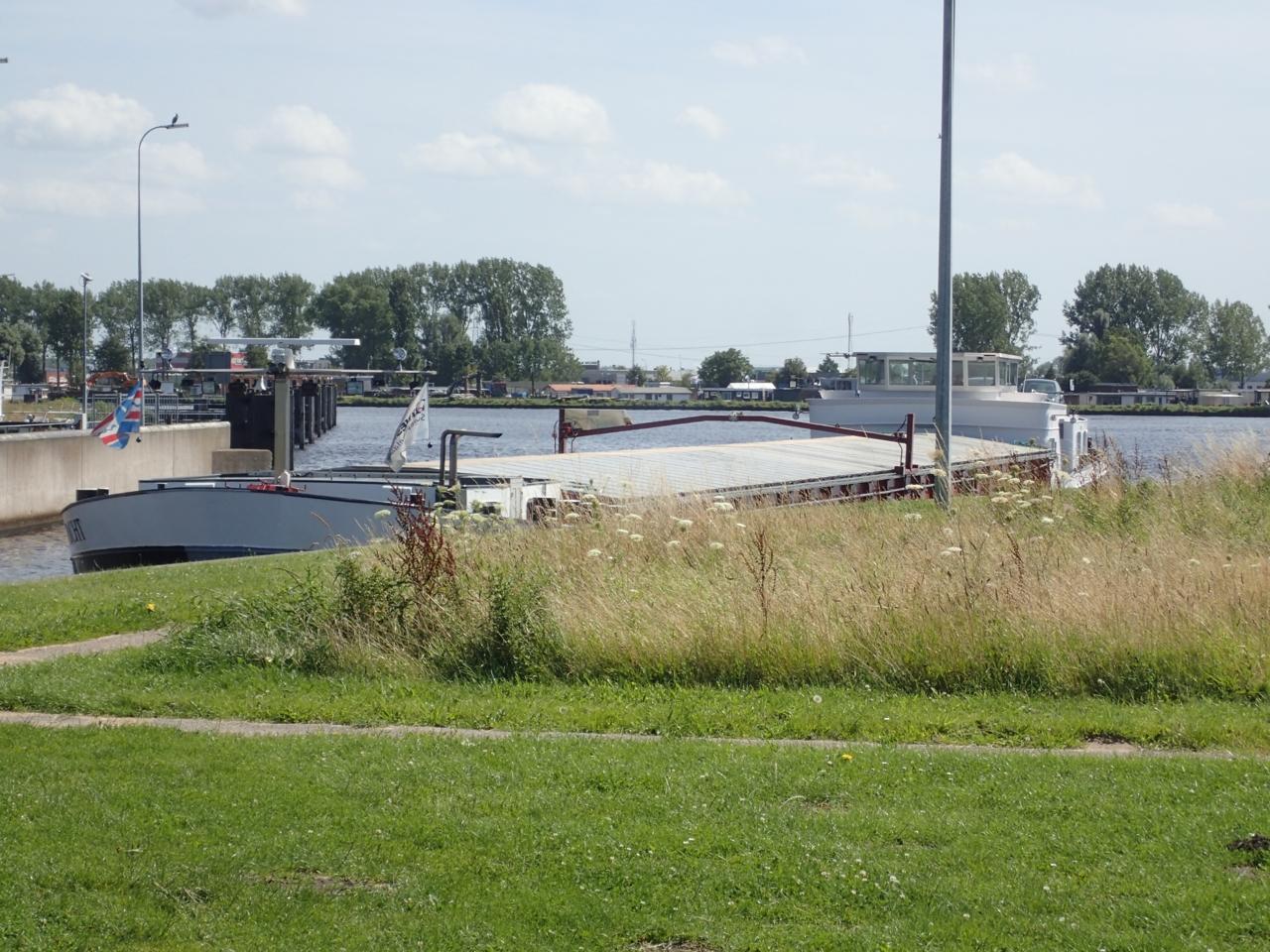 Stopp for båter, Groningen