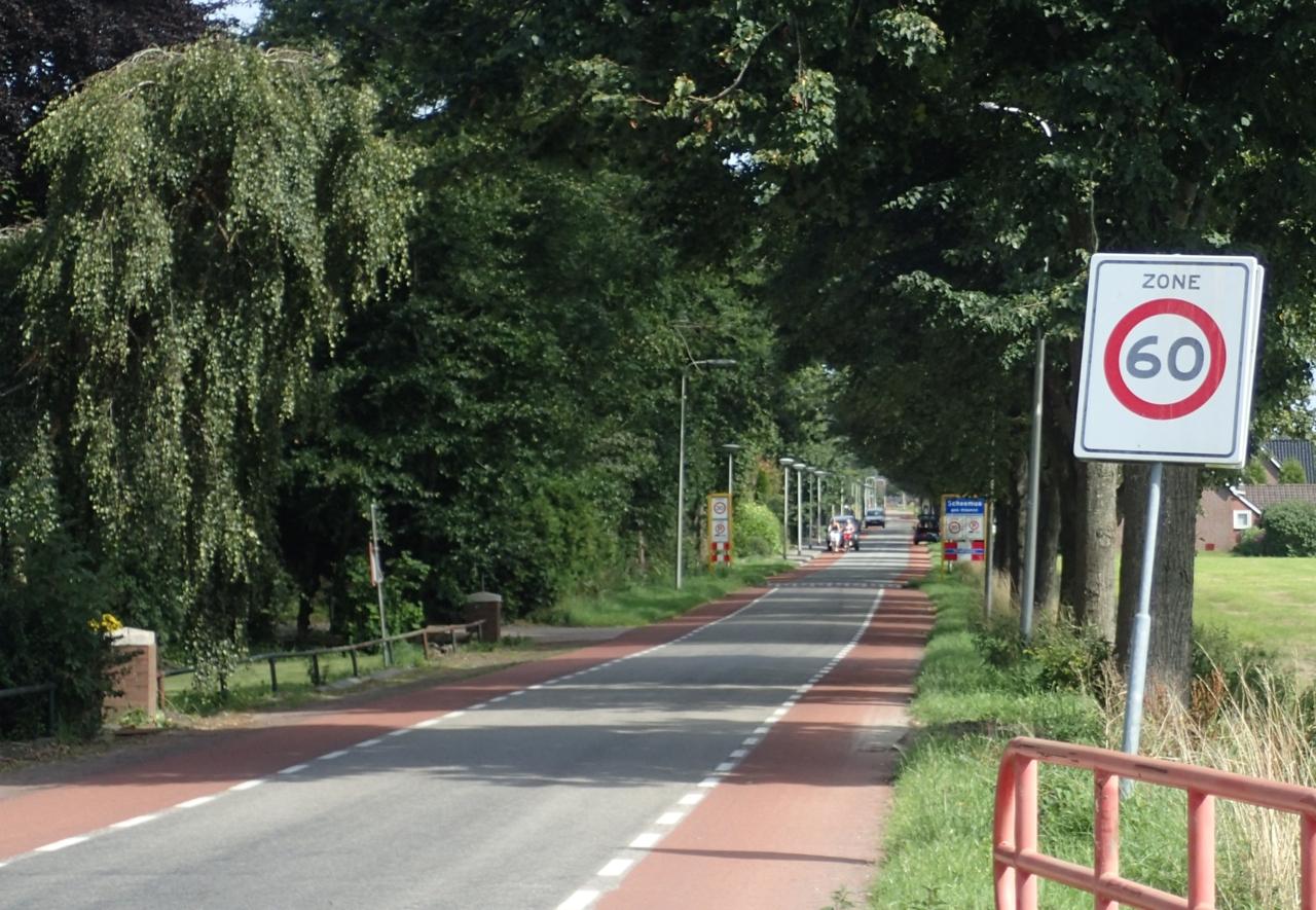 Fartsgrense 60, Nederland