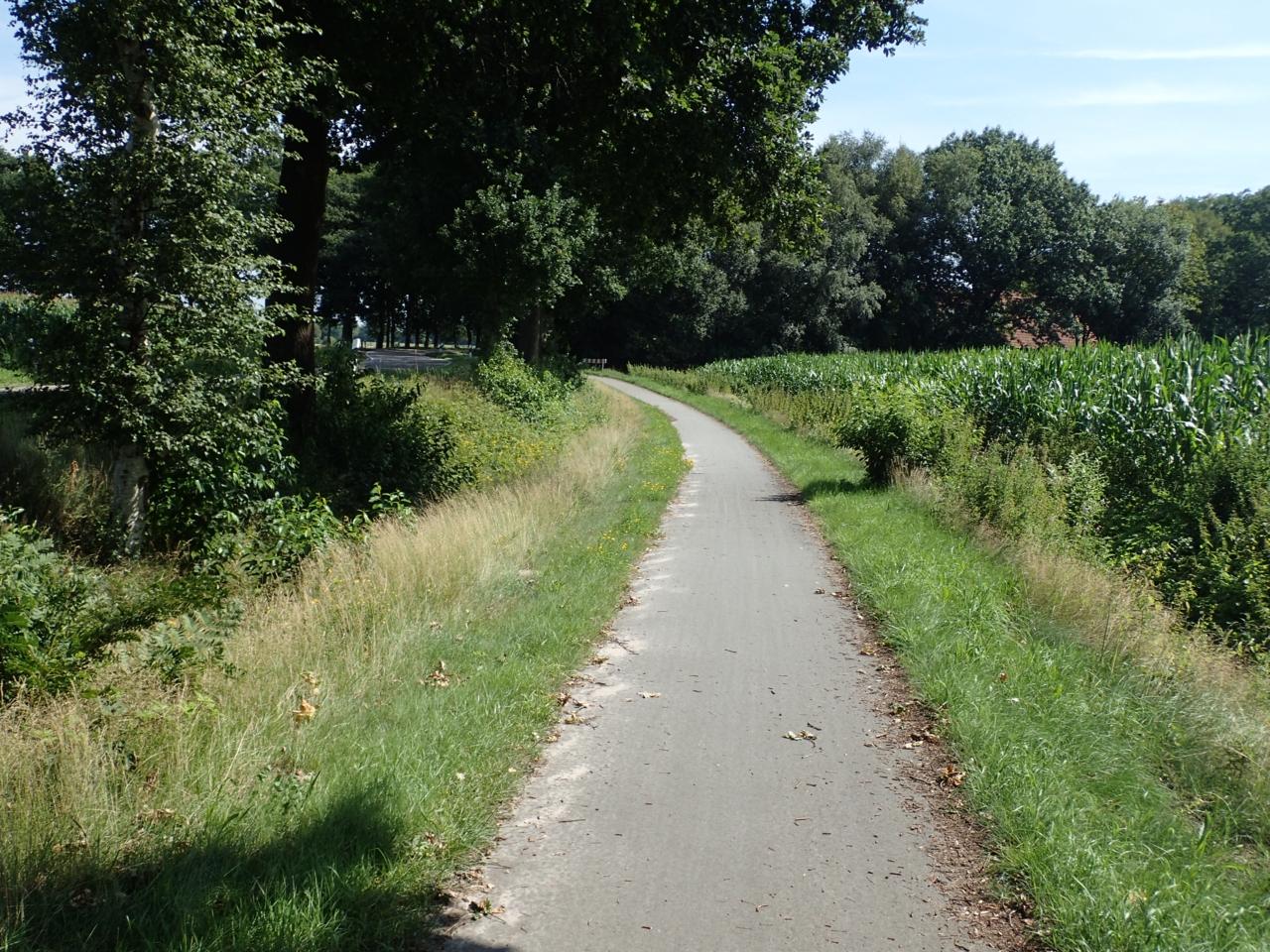 Sykkelvei, Tyskland