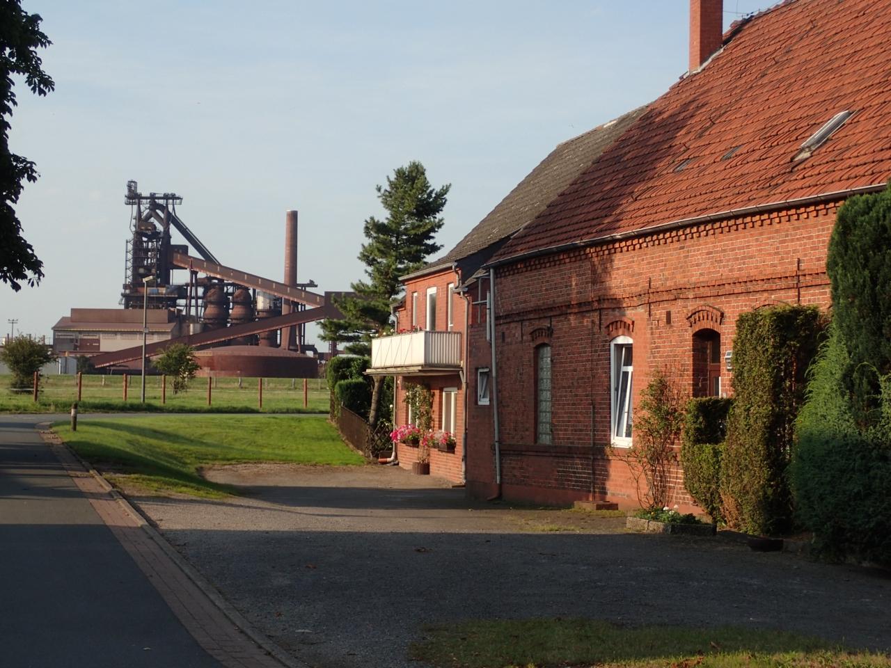 Industri, hus, Bremen