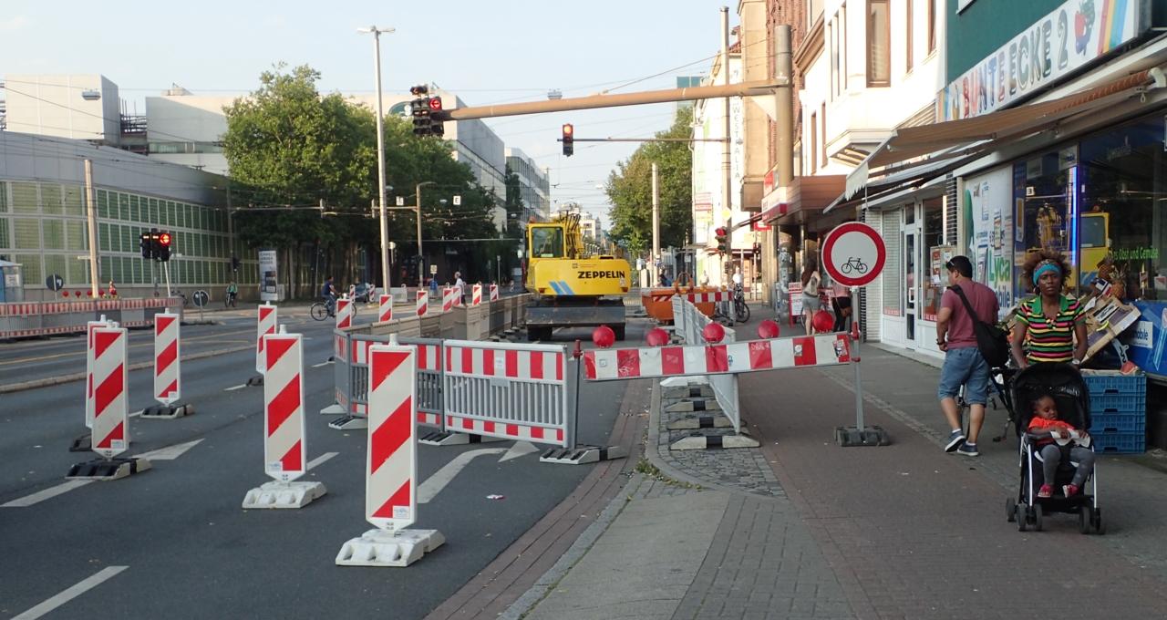 Veiarbeid, Bremen
