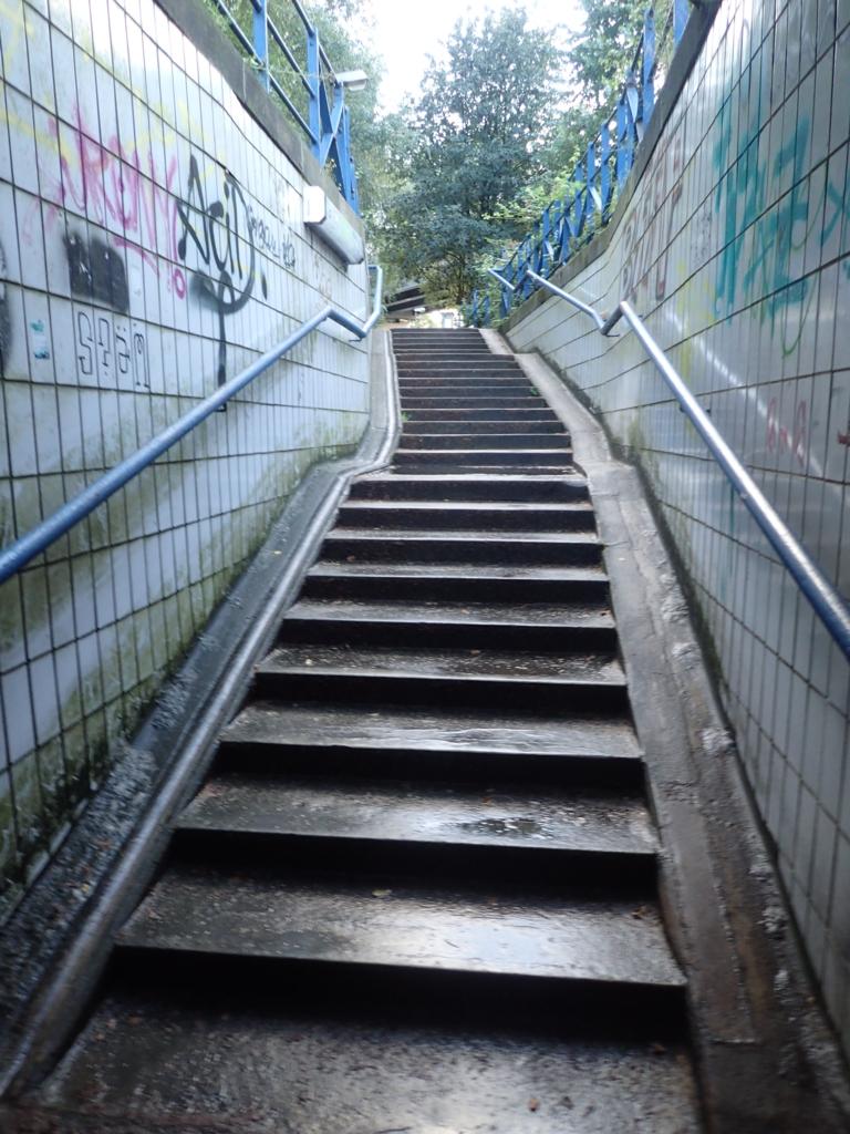 Sykkelbro2, Hamburg