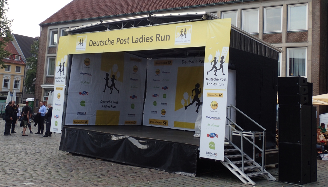 Deutsche Post Laidies Run