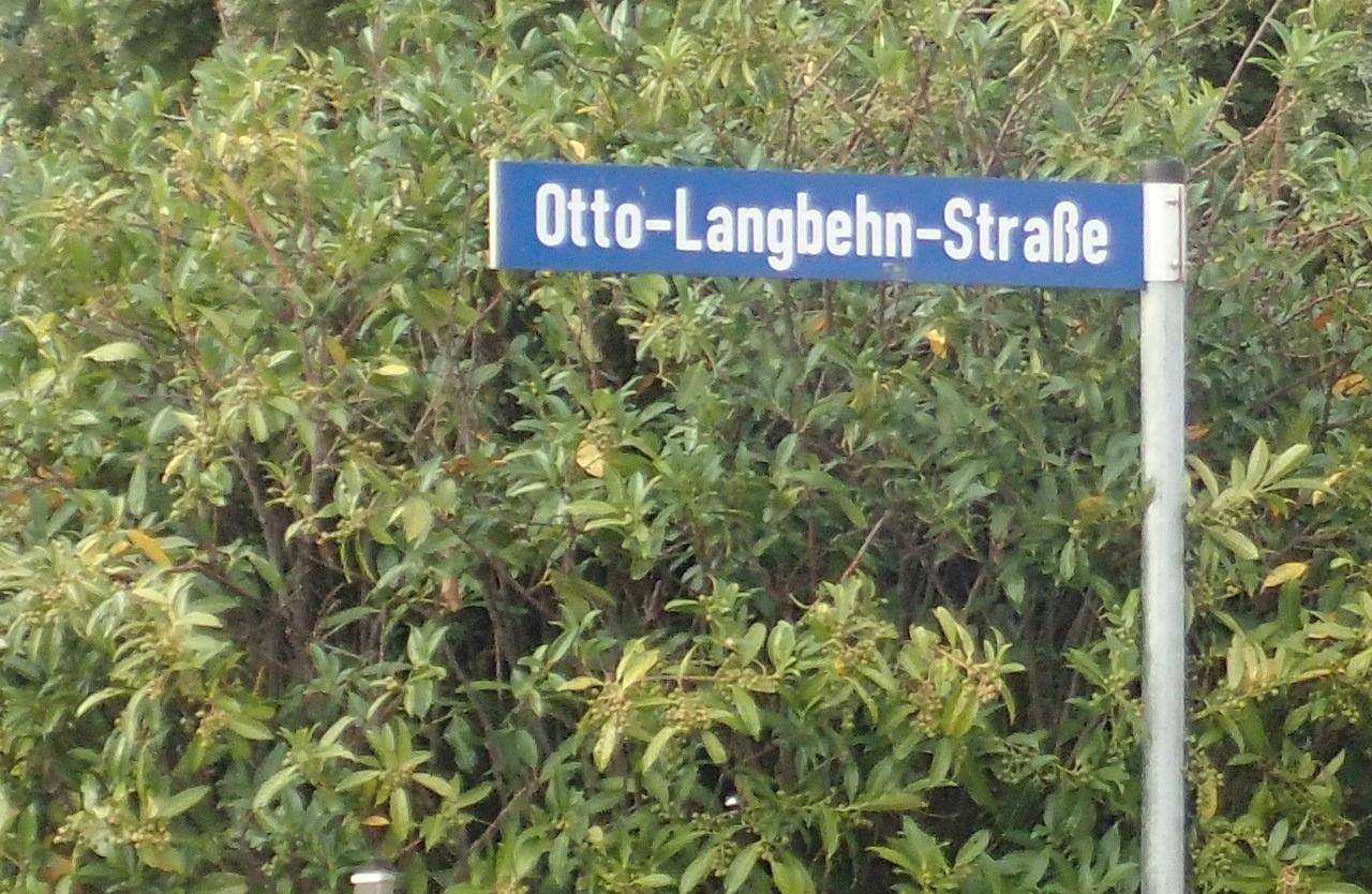 Otto Langbehn strasse