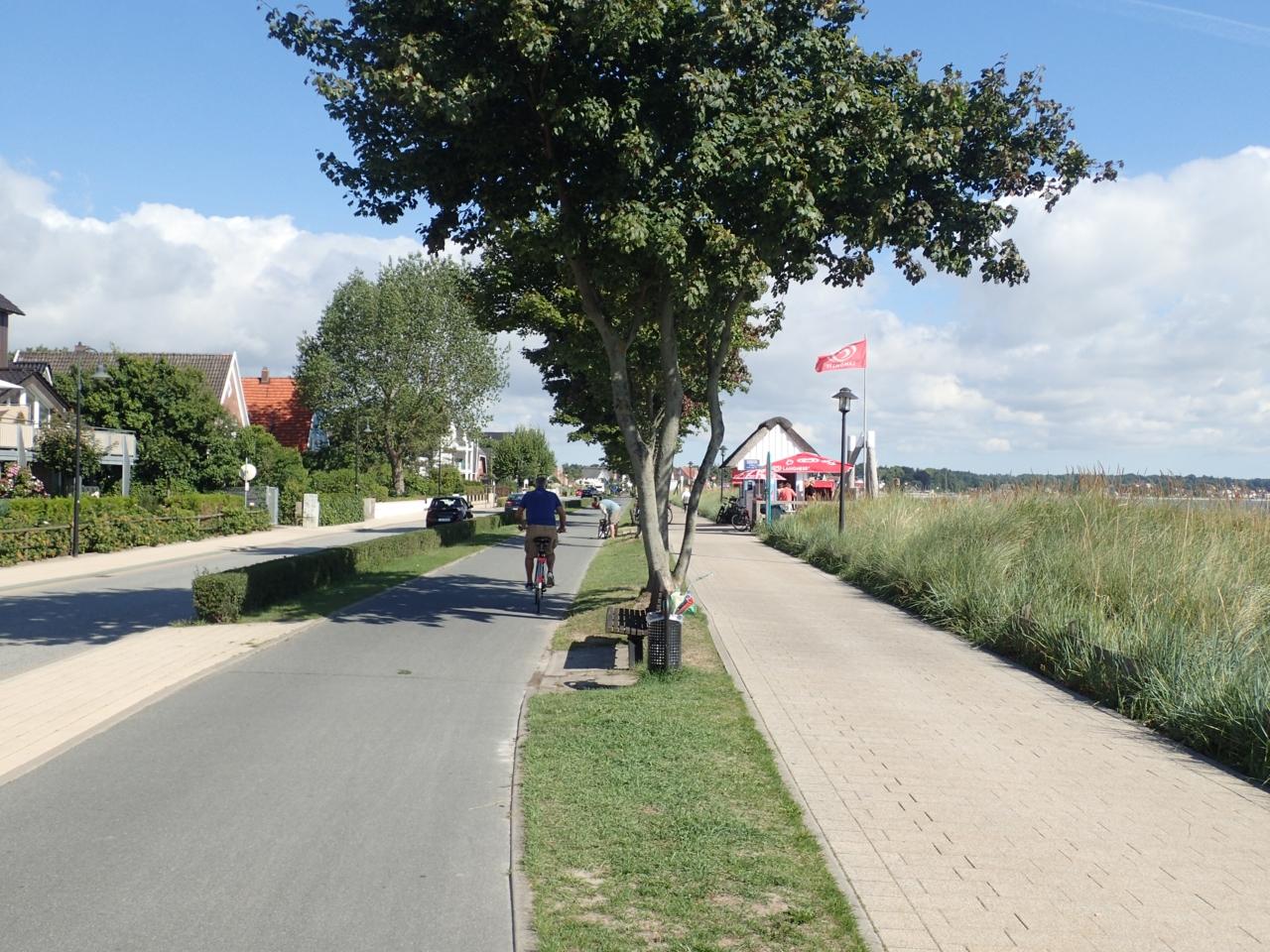 Strandpromenade, Timmendorf