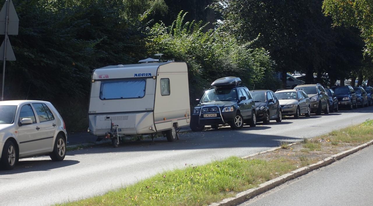 Stavangergt Campingvogn