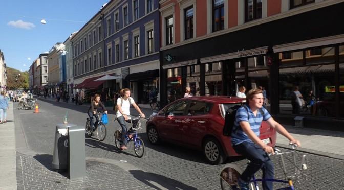 Useriøst og feigt fra Oslo Handelstands forening