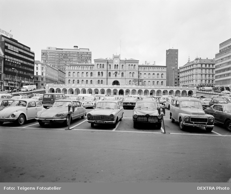 Youngstorget 1978