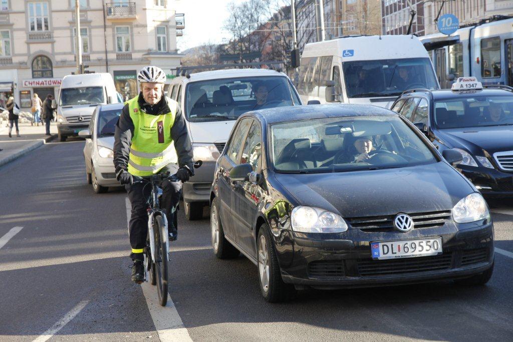 40 års politisk svik og forsømmelse overfor syklister