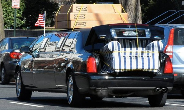 Obama handler på Ikea