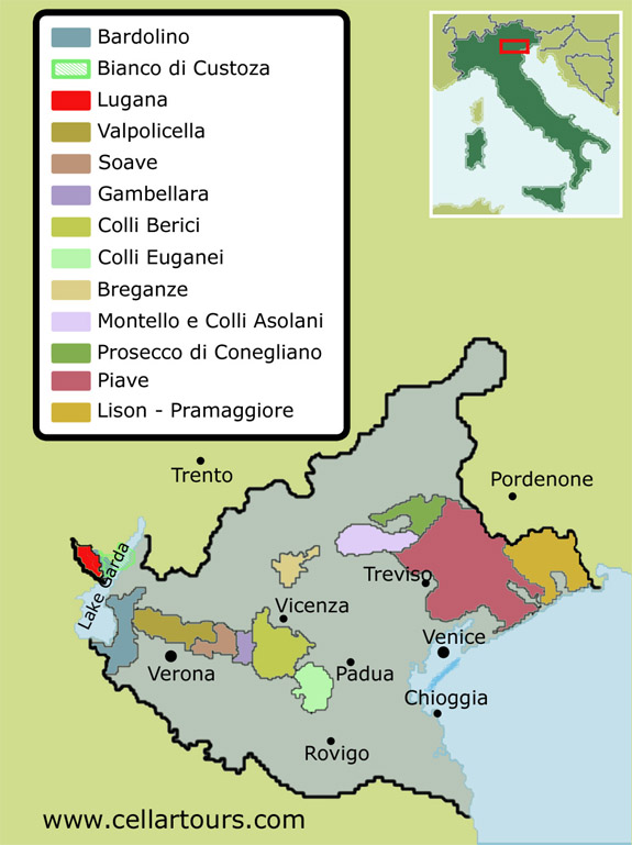 veneto-wine-map